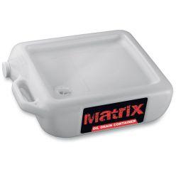 Tanica Recupero Liquidi Matrix M 28 Oil Drain Pan 8 Lt