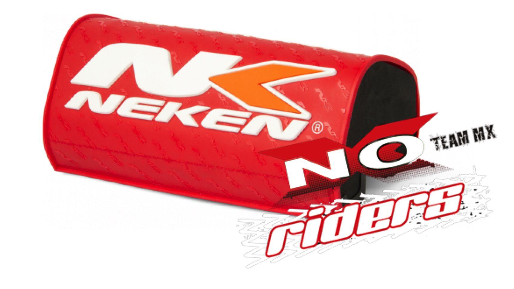 logo rosso Paracolpi manubrio Suzuki