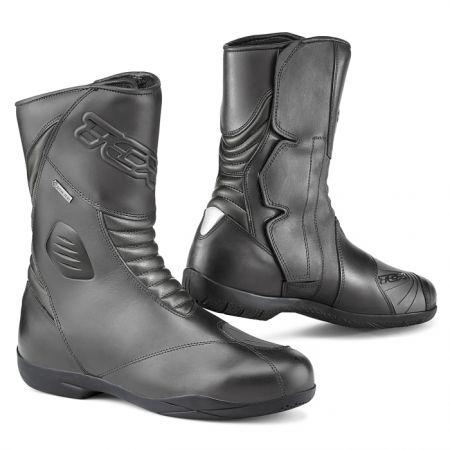 più amato 07dff bb309 Stivali Moto Touring TCX Modello X FIVE EVO GORE TEX NERA,SPEDIZIONI  GRATUITE