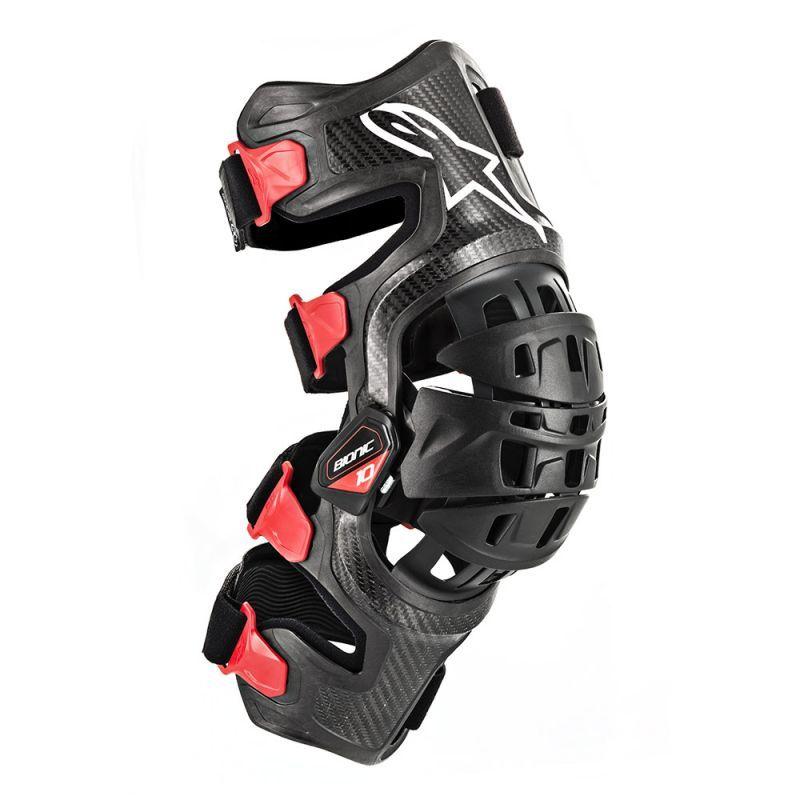 ALPINESTARS sx-1 bionic Knee Guard GINOCCHIERE ginocchio PROTEZIONI MOTOCROSS ENDURO