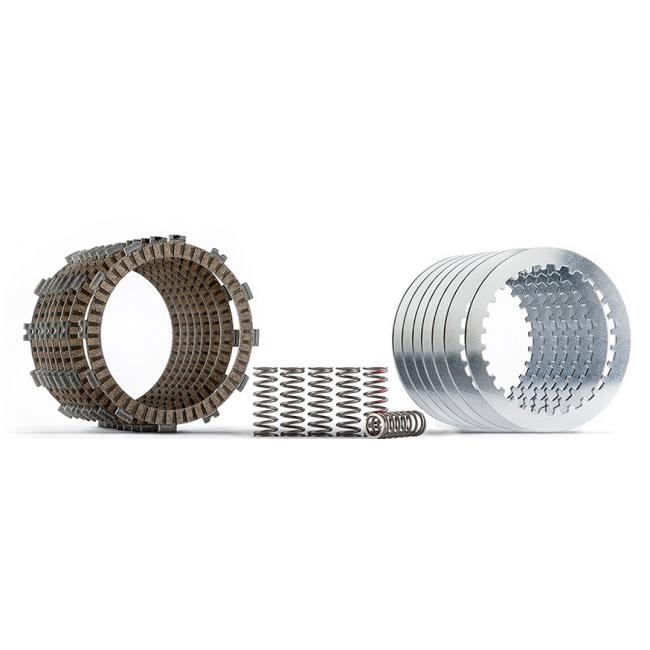 Frizione di ricambio per//compatibile con KTM EXC Racing 250 400 450 525 molle in acciaio
